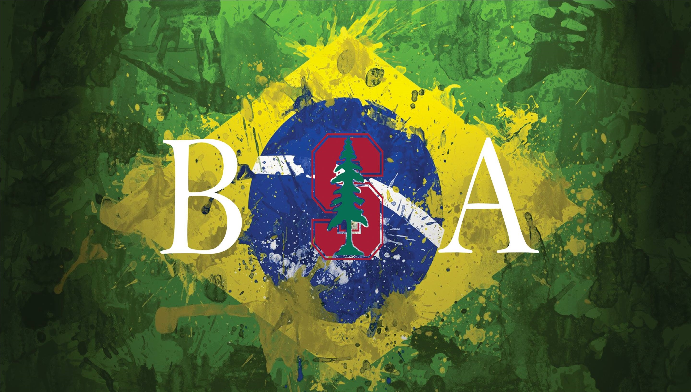 Brazilian Students Association @ Stanford's Logo