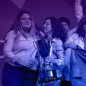 And your 2015 Imagine Cup World Champion IS … Team eFitFashion of Brazil!