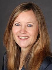 Headshot of Jennifer Ritzinger
