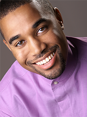 Headshot of Donovan Brown