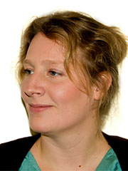 Headshot of Marjolein Helder