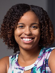 Headshot of Meaghan Lewis