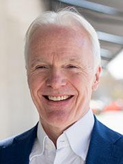 Headshot of Michel van der Bel