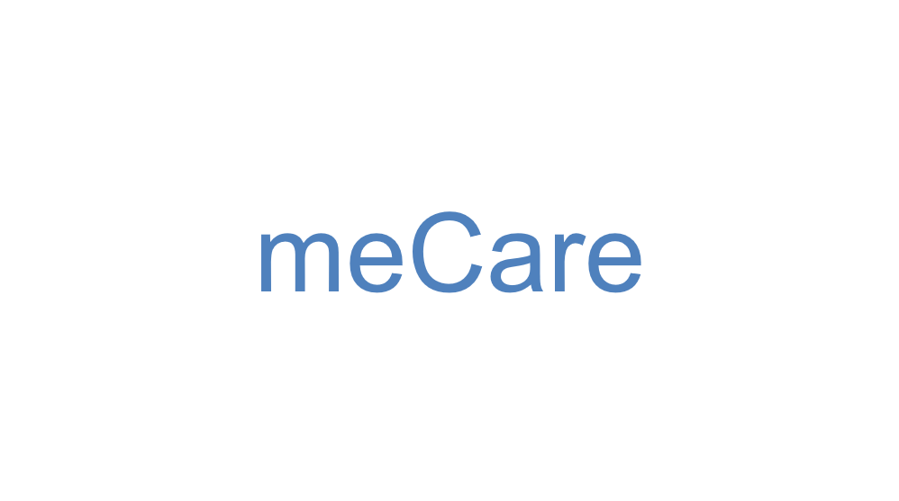 Logo of meCare