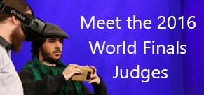 Meet the 2016 World Finals Judges