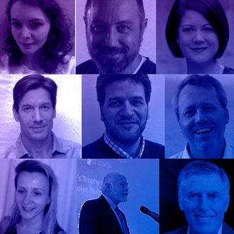 Meet this year's Imagine Cup World Finalist competition judges